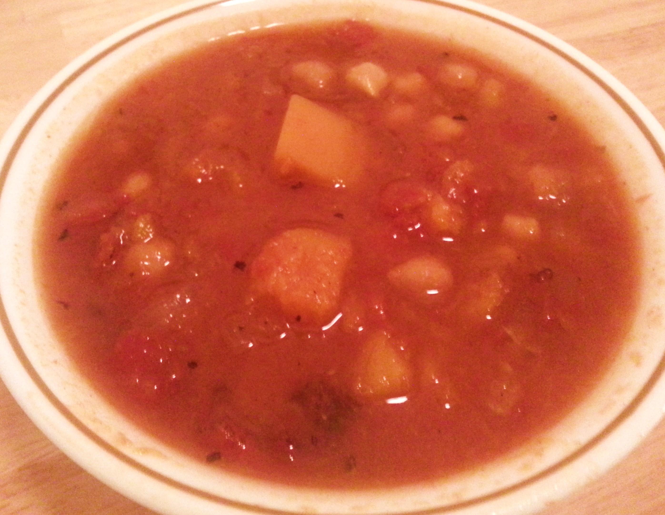 Slow Cooker Butternut Squash Soup Recipe From Betty Crocker