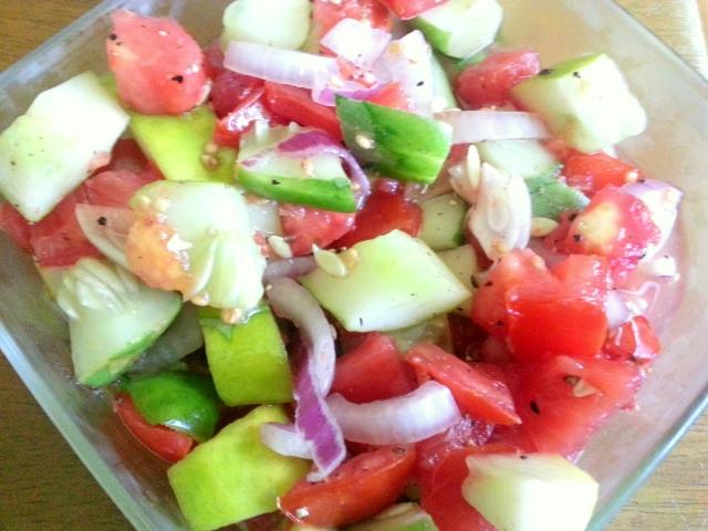 1-CucumberTomatoSalad
