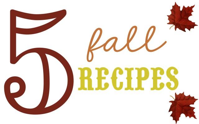 5fallrecipes
