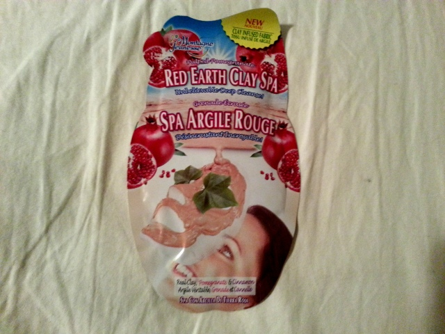 Red Earth Clay Spa Mask